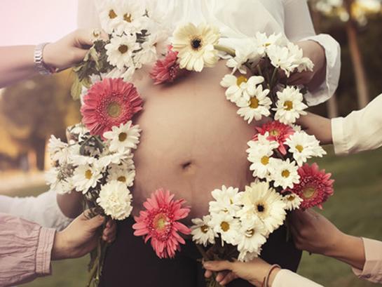 News – Gipsabdruck vom Babybauch